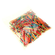 Matchsticks Creation Station Bag of 1000 Colored Assorted Colors CT3786