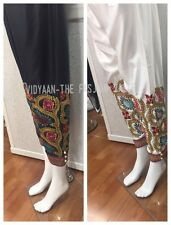 Pakistani Tulip Cigg Pencil Pant Trouser Designer Shalwar Kameez Latest Eid Suit