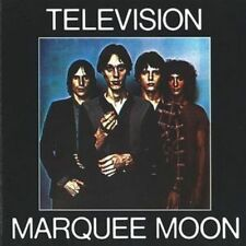 TELEVISION - MARQUEE MOON (GERMAN MADE REISSUE CD, 2003, ELEKTRA EW835)