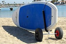 COR Board Racks / SUP Paddleboard Cart Carrier with Extra Large Beach Wheels -
