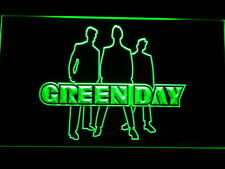 Green Day LED Neon Light Sign Man Cave C191-G