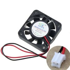 5V 2-Pin DC Cooling Fan 40mm 40x40x10mm 40*10mm 9 Blade Mini Brushless Cooler