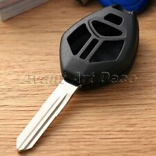 Remote Keyless Key Fob Shell Case Blade 4 Buttons for Mitsubishi Lancer Eclipse