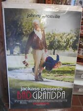 """Bad Grandpa Featuring Johnny Knoxville Movie Poster 40"""" x 27"""""""