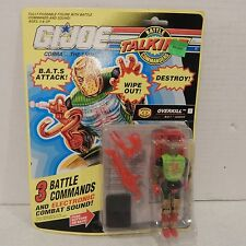 GI JOE ~ 1992 OVERKILL ~ BAT LEADER B.A.T. ~ MOC ~  MISB BATTLE COMMANDERS