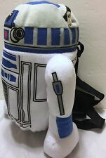 "Star Wars R2 D2 Droid 13"" Backpack Android Travel Bag Buddy Artoo Detoo Robot"