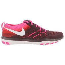 NIKE FLYKNIT RUNNING TRAINING SHOES WOMEN'S SIZE 9 FREE FOCUS SNEAKERS 844817