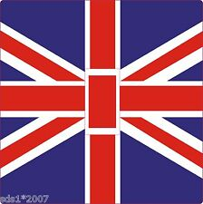 UNION JACK FLAG light switch stickers skin cover full hd printed UK FUN