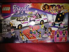 LEGO Pop Star Limo #41107 |BRAND NEW FACTORY SEALED 265 Pieces