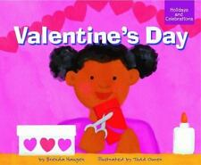 Valentine's Day (Holidays and Celebrations (Picture Window))-ExLibrary