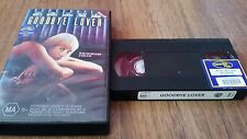 GOODBYE LOVER , PATRICIA ARQUETTE , ELLEN DEGENERES ,DON JOHNSON- VHS VIDEO TAPE