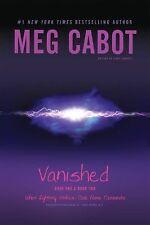 Vanished: When Lightning Strikes; Code Name Cassandra Bks. 1 & 2 by Meg Cabot...