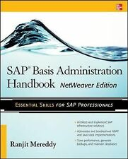 SAP Basis Administration Handbook by Ranjit Mereddy (2011, Paperback)