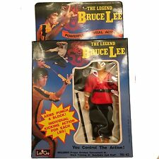 Legend of Bruce Lee Action Figure, LarGo VINTAGE, RARE! (785-43)