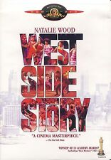West Side Story ~ Natalie Wood ~ New Factory Sealed DVD ~ FREE Shipping USA