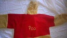 Official Disney Store Winnie The Pooh Adult Size XXL 2X Costume