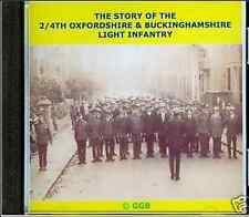 2/4TH OXFORDSHIRE & BUCKINGHAMSHIRE LIGHT INFANTRY