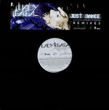 Lady GaGa Featuring  Colby O'Donis  ‎– Just Dance (Remixes) 12""