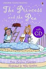 The Princess and the Pea Pre Teen Book With CD Like New