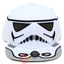 Star Wars Storm Tropper Hat Adjustable Boys Snap Back