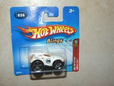 HOTWHEELS 1:64 2005 N°036 BLINGS 6/10 ROCKET BOX