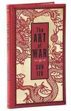 *New Leatherbound* THE ART OF WAR by Sun Tzu (2015) ISBN: 9781435158696