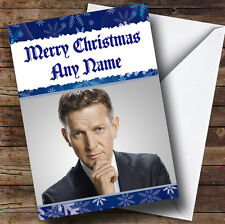 Funny Jeremy Kyle Personalised  Christmas Greetings Card