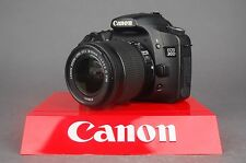 Canon EOS 30D 8.2MP Digital SLR Camera - Black (Kit w/ EF-S 18-55mm Lens)