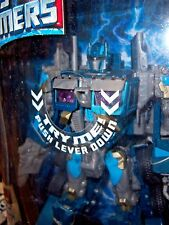 Leader class Nightwatch Optimus Prime  (MISB) Transformers movie (2007) Hasbro