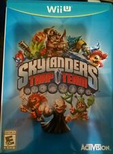 Skylanders Trap Team WiiU Video Game Only! (Nintendo Wii U, 2014)