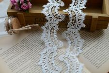 2Y Exquisite Off  White Venise Lace Trim  Loverly Lace Retro Style