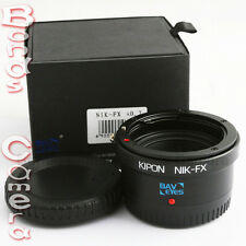 Kipon Baveyes 0.7x Optic Reducer Adapter Nikon F Lens to Fujifilm Fuji X Pro1 E1