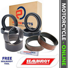 Suzuki DRZ400 SM 05-16 Fork Seals Dust Seals Bushes Suspension Kit