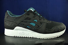 ASICS GEL LYTE III 3 BLACK 30 YEARS OF GEL ANNIVERSARY PACK DN6L0 9090 SZ 9.5