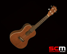 Lanikai LU21CEK Uke All Mahogany Acoustic Electric Concert Ukulele LU-21CEK New
