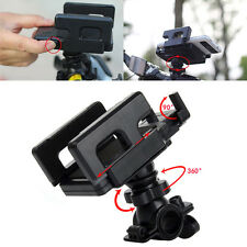 360 Degree Rotating Mountain Road Bike Cell Phone Holder Stand Mount Brackets