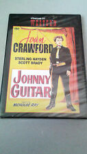 "DVD ""JOHNNY GUITAR"" PRECINTADA NICHOLAS RAY JOAN CRAWFORD STERLING HAYDEN"
