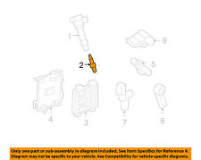 GM OEM Ignition System-Spark Plug 12611882