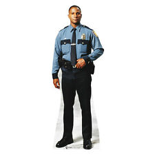 POLICEMAN Cop Police Officer CARDBOARD CUTOUT Standee Standup Poster Prop