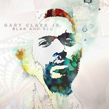 GARY CLARK JR - BLAK AND BLU CD ALBUM (2013)