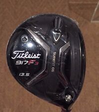 New Titleist 917F3 13.5* Fairway Wood: MITSUBISHI DIAMANA LTD. WHITE 80 X-Flex