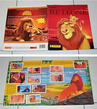 Album IL RE LEONE Walt Disney 1994 Panini COMPLETO figurine stickers