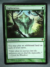 MTG Magic the Gathering Card X1: Exploration - Conspiracy EX/NM