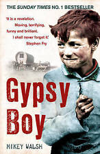 Gypsy Boy  by Mikey Walsh (Paperback) Book New