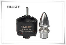 Tarot 700KV motor TL68B18/17 Multi-axis Brushless 2814 Motor Black/red