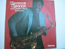 Clarence Clemons And Red Bank Rockers, The ‎– Rescue LP