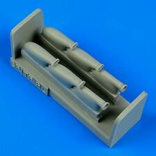 Quickboost 1:32 Spitfire Mk.IIa exhaust for Revell