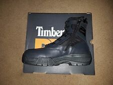 """Timberland PRO Mens Boots Valor Duty 8"""" Side-Zip Size 11"""
