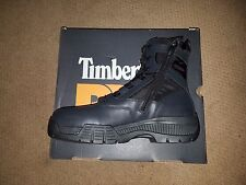 "Timberland PRO Mens Boots Valor Duty 8"" Side-Zip Size 11"