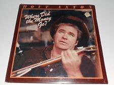 HOYT AXTON  Wher Did The Money Go SEALED Unopened Mint JH-5001 Jeremiah album